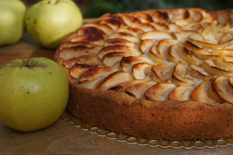 Рецепт с цветаевского пирога 11